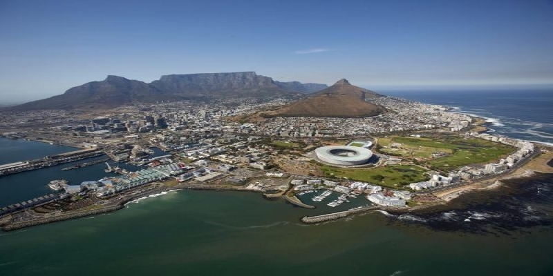Spectacular South Africa -  12 June 2019