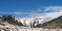 HT-09 Skiing course in Solang Valley Manali