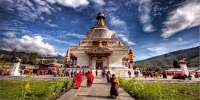 Splendid Bhutan with Punakha